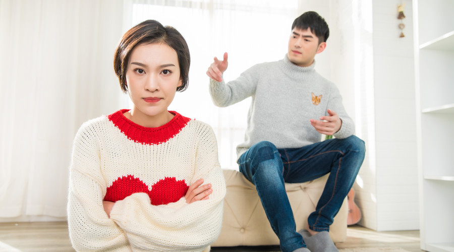 离婚同居财产怎么分