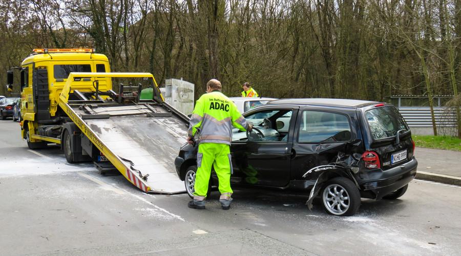 交通事故现场调查流程