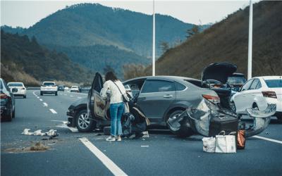 交通事故怎么快速处理