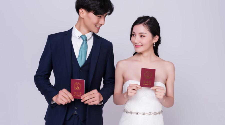 集體戶口領結婚證規定