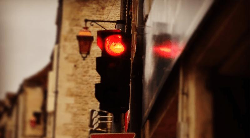 闖紅燈的處罰規定