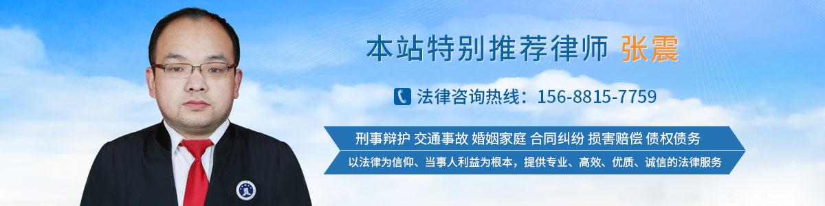 镇平县律师-张震律师
